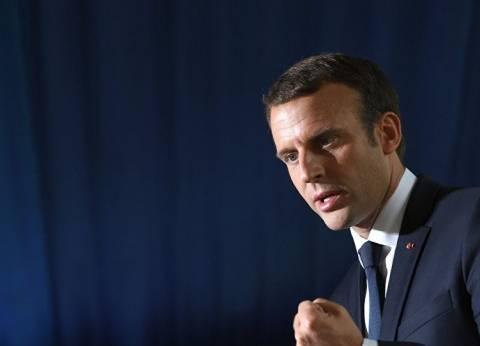 ماكرون: فرنسا ملتزمة بدعم لبنان ووحدته