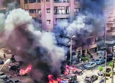 عاجل| تفجير في مسجد بالعريش.. والمسلحون يفتحون النار على المصلين