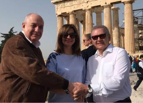 """نبيلة مكرم: بدء أسبوع الجاليات """"العودة للجذور"""" 30 أبريل بحضور السيسي"""