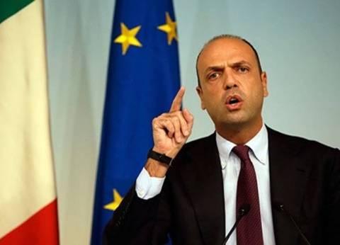 وزير الخارجية الإيطالي: تنفيذ برامج تعاون في ليبيا وتونس والسودان