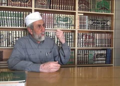 رئيس اتحاد علماء المسلمين: فكر «داعش» متجذر فى التاريخ الإسلامى ويستحيل إزالته والأزهر الشريف هو عنوان الوسطية