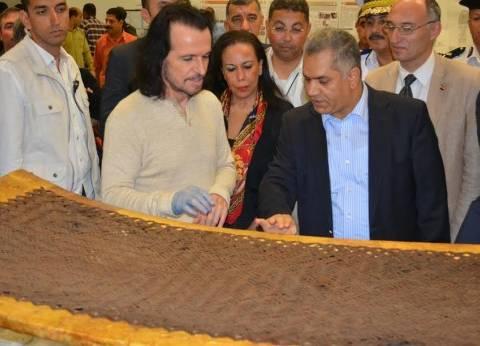 """الحكومة توافق على إدراج 216 مليون جنيه في الموازنة لتمويل """"المتحف المصري الكبير"""""""