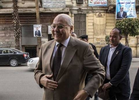 موسى مصطفى: عندي أمل في الفوز وأتمنى الحصول على 50% من الأصوات