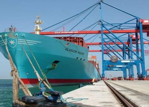 """""""البحر الأحمر"""": إعادة فتح موانئ السويس واستئناف الحركة الملاحية"""