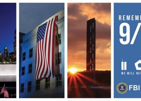 تغريدة وصور وتوثيق.. هكذا أحيت المؤسسات الأمريكية ذكرى 11 سبتمبر