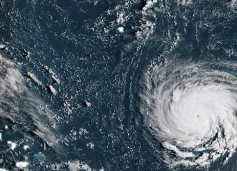 5 قتلى و20 مصابا إثر إعصار دوريان في جزر البهاما
