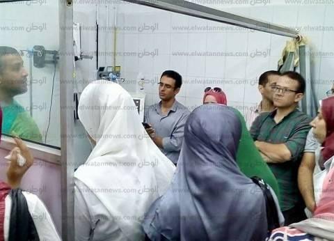 تدريب عملي لأطباء الدقهلية داخل العناية المركزة