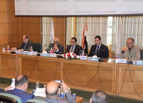 افتتاح أسبوع المشاركة السياسية في الانتخابات الرئاسية بجامعة المنصورة