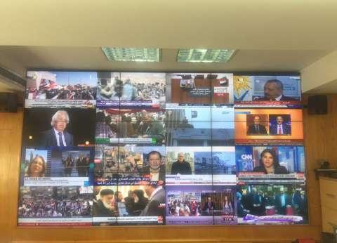 بعثة الجامعة العربية تتابع سير الانتخابات الرئاسية في المحافظات