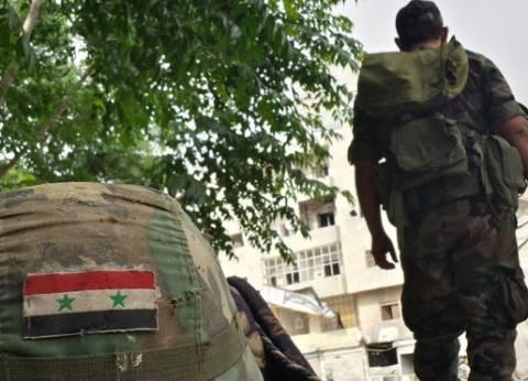 """مصرع قائد لواء """"الإمام الحسين"""" في سوريا إثر جلطة دماغية"""