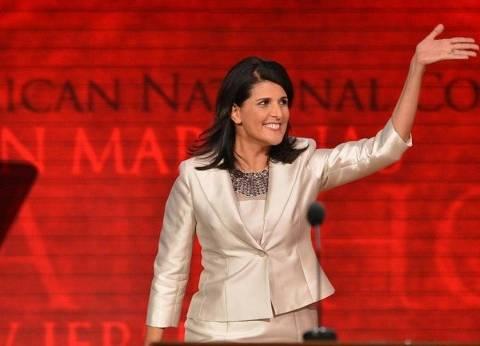 """نيكي هيلي: الأسد يعتبر """"الكيماوي"""" أفضل الأسلحة للقضاء على معارضيه"""