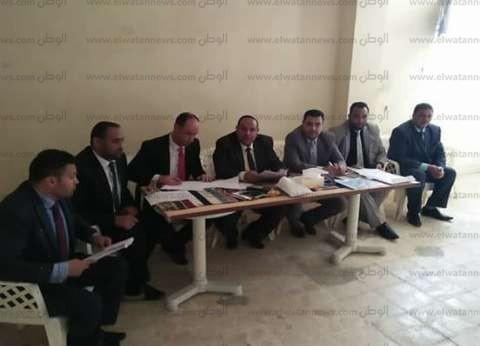 """نقابة محامين مطروح تعلن نتائج انتخابات لجان """"مارينا والعلمين والحمام"""""""