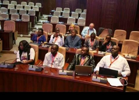 """""""الأرصاد"""": تدريب 28 فردا من 25 دولة إفريقية في برنامج التغير المناخي"""