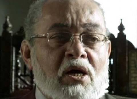 سامي مغاوري يكشف لـ«الوطن» كواليس تأديته لدور «مهدي عاكف»: «معرفهوش»