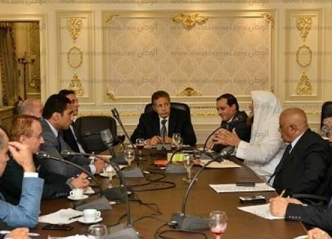 الشئون العربية بالبرلمان تطالب جامعة الدول العربية بالتحرك ضد أمريكا