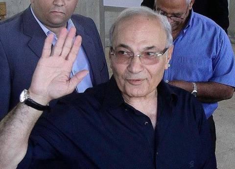 مصدر: أحمد شفيق يصل منزله بالقاهرة الجديدة