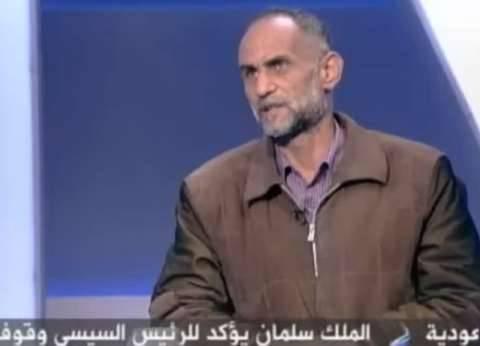 """""""عم صلاح"""" يحكي كواليس انقضاضه على إرهابي حلوان: قالي إنت مش فاهم حاجة"""