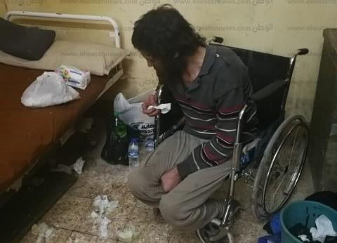 """""""صحة الغربية"""": نقل """"سجين والدته 10 سنوات"""" إلى مستشفى العباسية"""