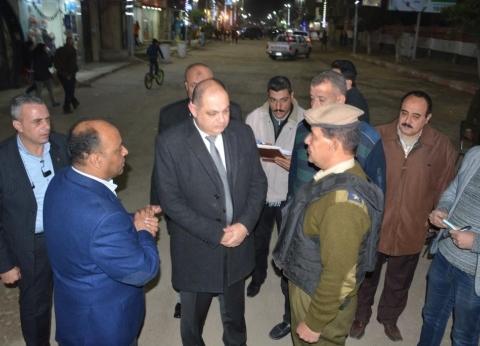 بالصور  محافظ الغربية ومدير الأمن يتفقدان تأمين الكنائس