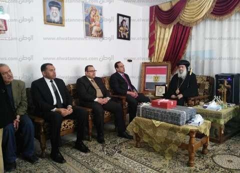 محافظ شمال سيناء: وضع حجر أساس لمصنع جديد في بئر العبد خلال أسبوع