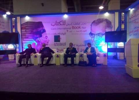 محمد سلطان بندوة في معرض الكتاب: الموسيقى جزء لا يتجزأ من الحب