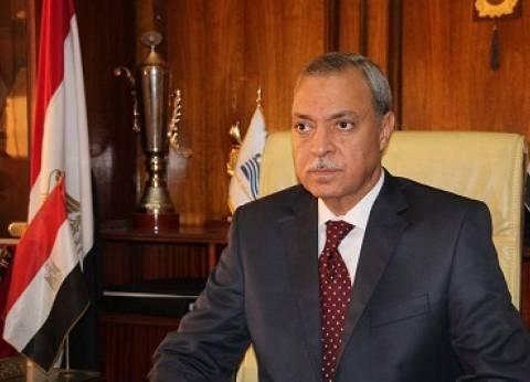 عبد الحميد الهجان محافظا لقنا للسنة الخامسة