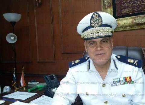 """ضبط 7 آلاف مخالفة في حملة مبكرة قادها مدير """"مرور الجيزة"""""""
