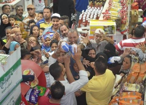 ضبط 33 قضية خلال حملة تموينية في الإسكندرية