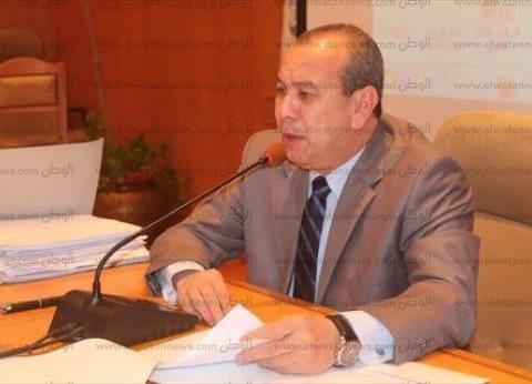 محافظ دمياط يبحث مع رئيس قطاع الكهرباء موقف مشروعات المحافظة