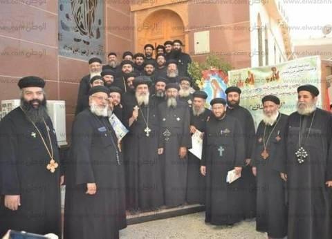 """مشاركة 36 كنيسة و300 خادم بالمؤتمر الثاني لـ""""تطوير التعليم الكنسي"""""""