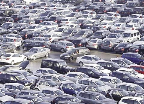 انخفاض مبيعات السيارات فى يوليو الماضى بنسبة 20%