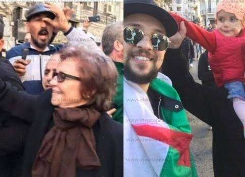 """""""رويترز"""": آلاف الطلاب والأساتذة وعمال الصحة يتظاهرون وسط الجزائر"""