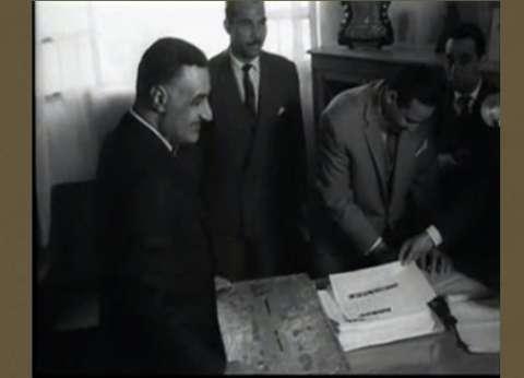 انتخابات زمان| مجلس الأمة عام 1964 بمشاركة العمال والفلاحين لأول مرة