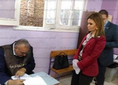 """وزيرة التعاون الدولي لـ""""الوطن"""": شجعت أولادي على التصويت.. وتؤكد: على البرلمان تلافي البيروقراطية"""