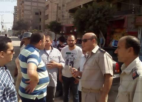 تحرير 280 مخالفة إشغالات ومرافق و72 قضية تموينية في حملات بالغربية