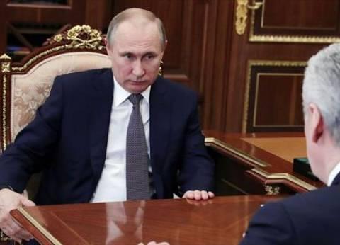 بوتين ونظيره الكازاخي يبحثان هاتفيا الوضع بسوريا