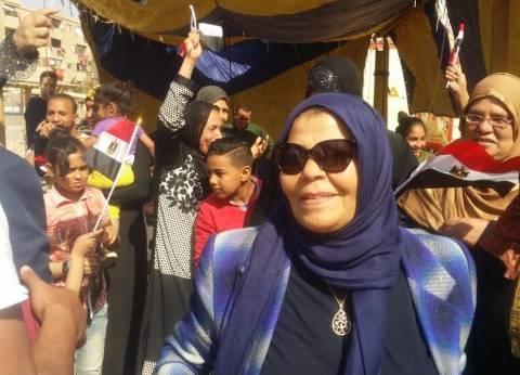 نائبا السلام والنهضة يتفقدان لجان الاستفتاء
