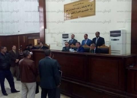 السجن المؤبد لمتهمين اثنين بالقتل العمدي في دمياط