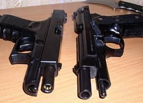 ضبط 2 بندقية آلية بحملة على قرية الصوامعة بسوهاج