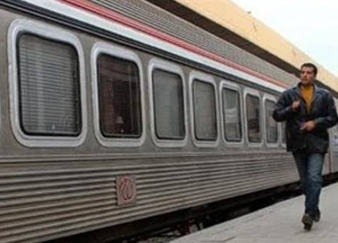 """بسبب """"دابة"""".. تأخر قطار """"دمنهور - قلين"""" وإصابة طفل"""