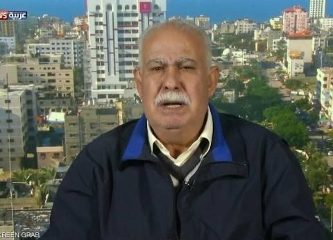 محلل فلسطيني:  متضامنون مع شعب مصر ضد الإرهاب طوال الوقت