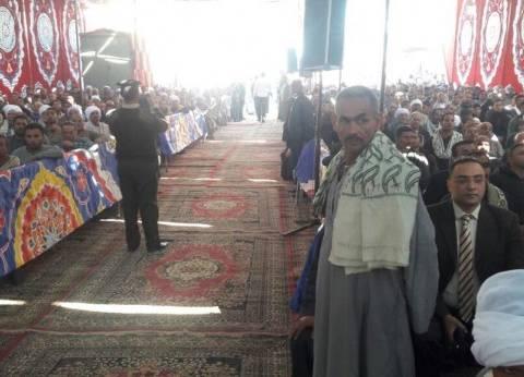 النائب عمرو غلاب: 6 أكفان ومليون جنيه ينهون خصومة ثأرية في المنيا
