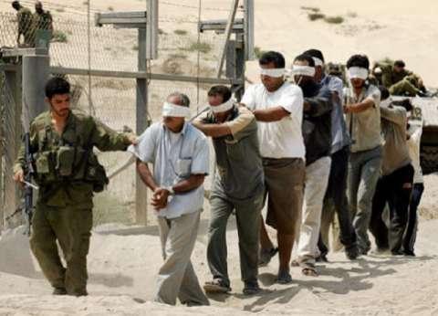 الاحتلال يعتقل 20 فلسطينيا من الضفة