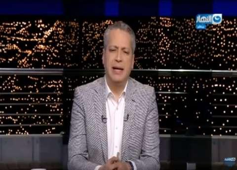 """تامر أمين يكشف حقيقة توزيع """"أغذية"""" بالاستفتاء: """"متبقاش كداب وغبي"""""""