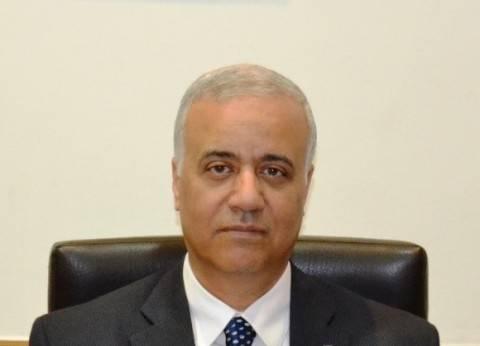 رئيس جامعة الإسكندرية يستقبل نائب رئيس جامعة حمدان الإماراتية