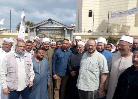 584 ساحة لأداء صلاة عيد الأضحي في الإسكندرية