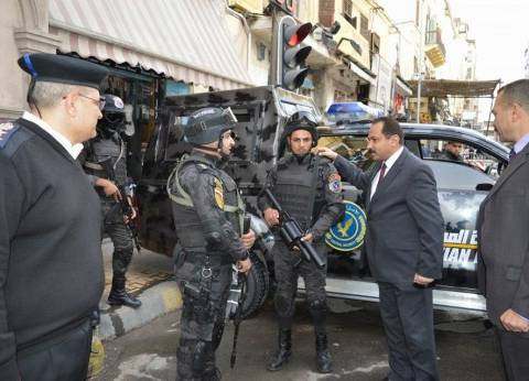 """""""أمن الإسكندرية"""" يضبط هاربين من تنفيذ 1080 حكما"""