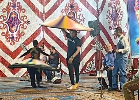 """""""ثقافة المنوفية"""" تختتم ليالي رمضان بأمسية شعرية وغنائية"""