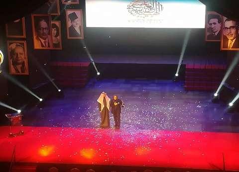 سيد أحمد: سعيد بتكريمي من مهرجان المسرح العربي