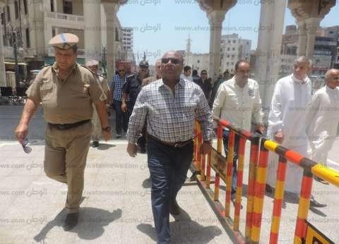 """ضبط 358 قضية مرافق وإشغالات و75 """"تموينية"""" في حملة بشوارع الغربية"""